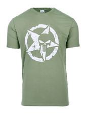 T-shirt Allied Star - punisher