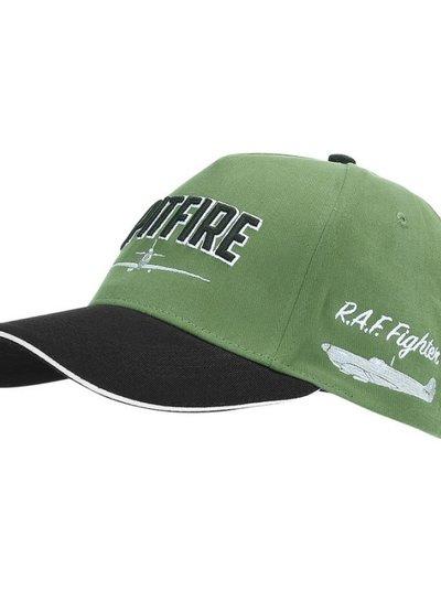 Baseball cap Spitfire 3D