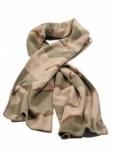 Fleece sjaal Desertcamouflage