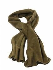 Fleece Sjaal Olive