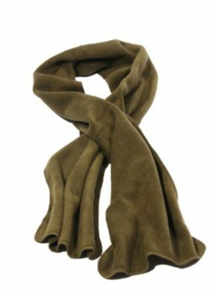 Fleece Sjaal Olive