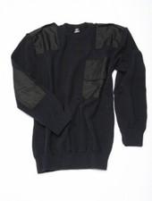 Commando Pullover 50/50% Ronde hals Navy