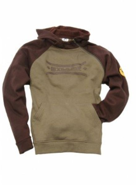 Hooded sweater (Olive)