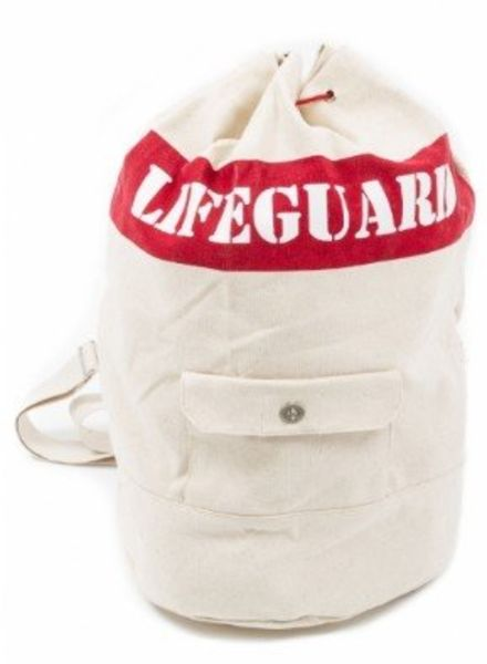 Lifeguard Duffle Bag