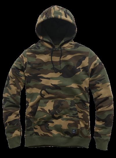 Derby hooded sweatshirt Woodland