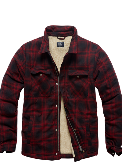 Class sherpa Red Check