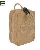 TF-2215 Medic pouch small hook and loop #14 Coyote