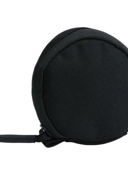 TF-2215 Circular pouch #15 Zwart