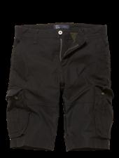 Rowing shorts Zwart