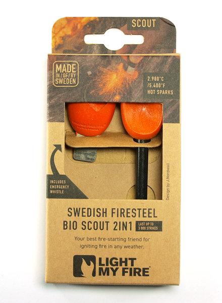 LMF Firesteel Bio Scout Rusty Orange