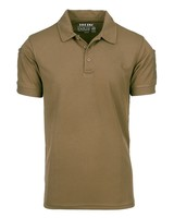 Tactical polo Quick Dry Coyote