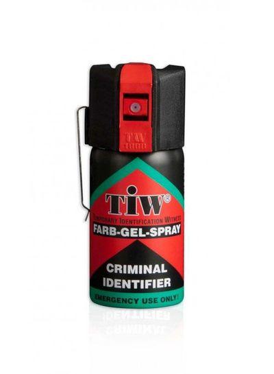 Zelf verdedigings Farb-Gel-Spray