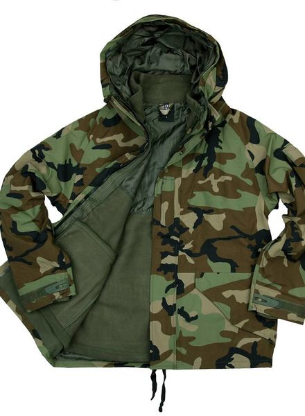 Military parka USA Woodland
