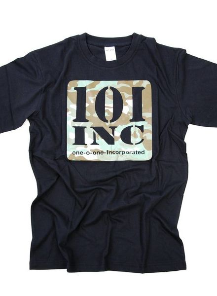 T-shirt 101 INC camouflage