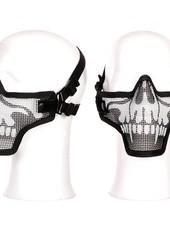 Airsoft beschermings masker skull