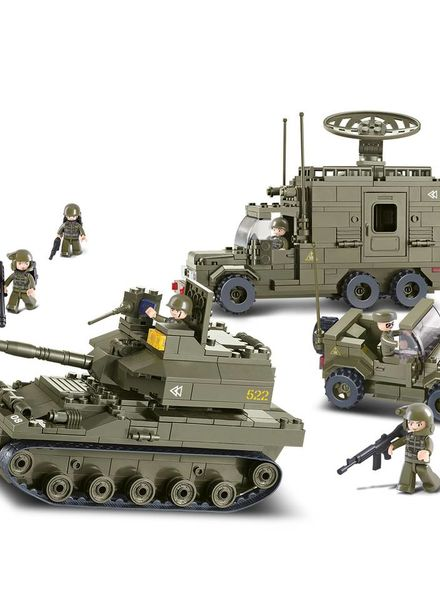 Sluban Land Force II-Elite Armored M38-B0308