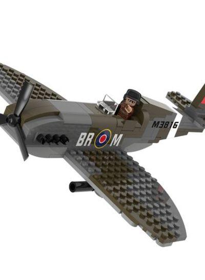 Sluban WWII Supermarine Spitfire