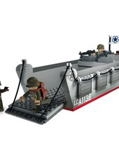 Sluban WWII Landing Craft Assault