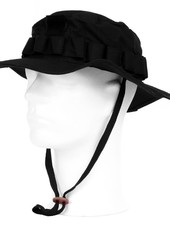 Bush hoed tactical Zwart