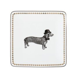 Alice Scott Small Tray Dachshund