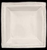 Astier de Villatte John Derian Small Square Dish - Perles