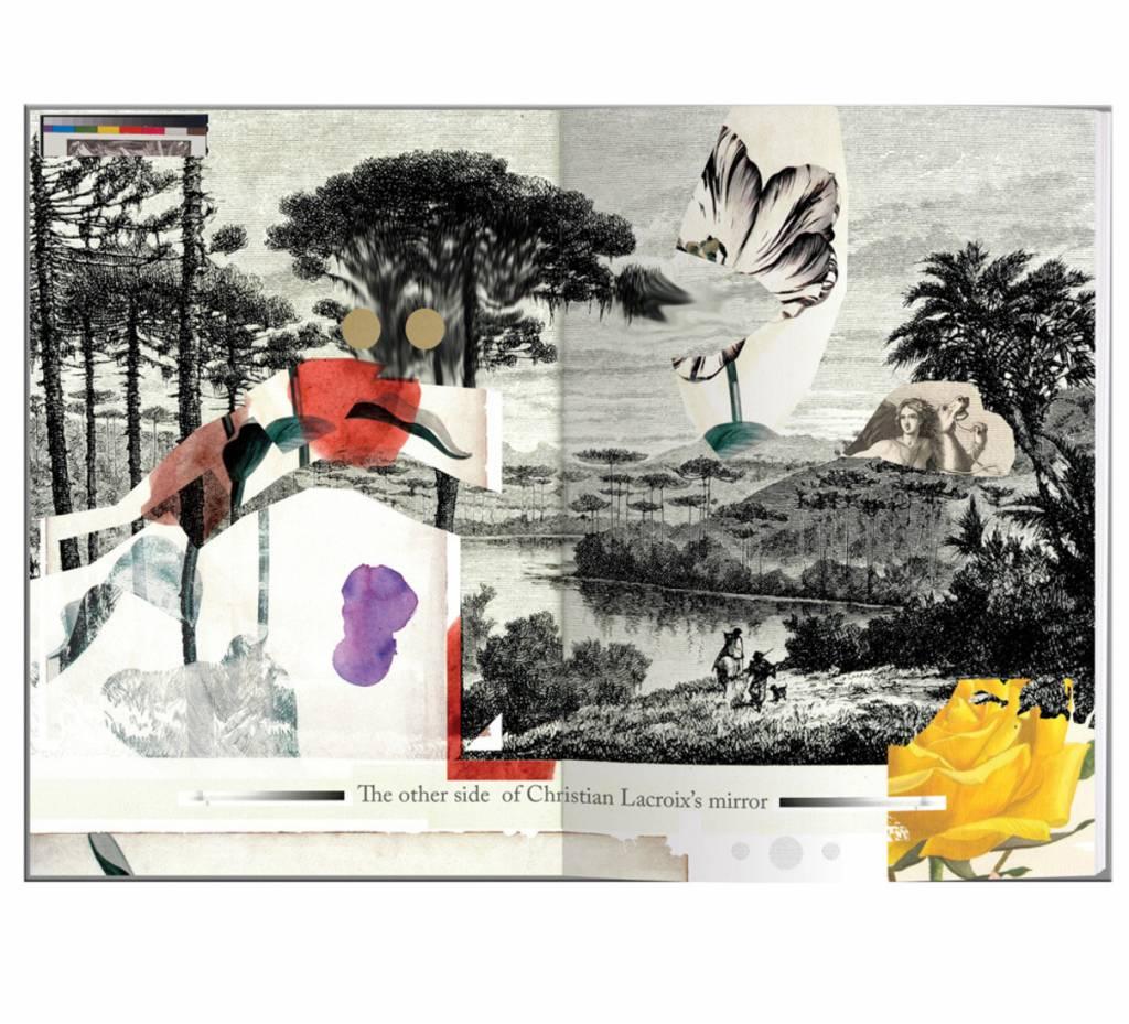 Christian Lacroix Notitieboek Exotisme Zachte Kaft - A5