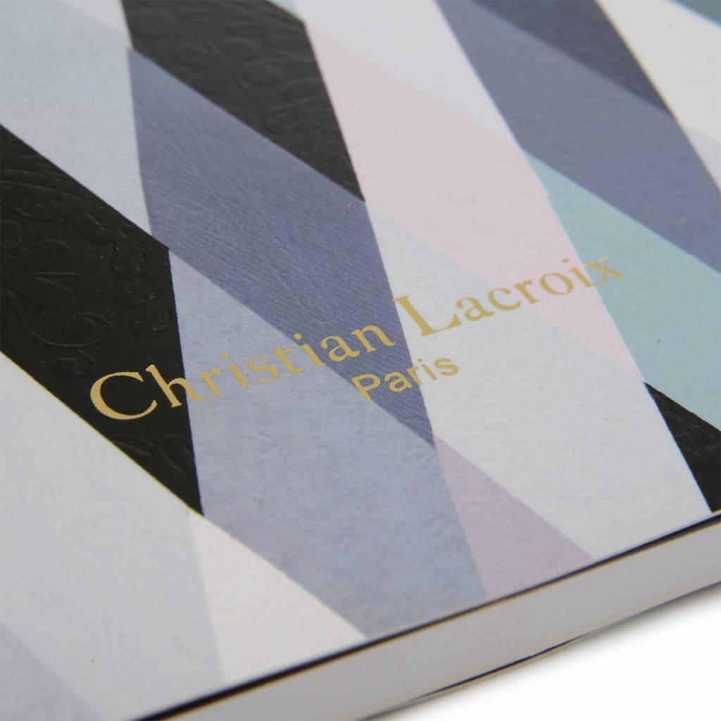 Christian Lacroix Notebook Mascarade Nuit - B5