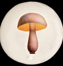 Astier de Villatte John Derian Plate - Bolet Blanchatre