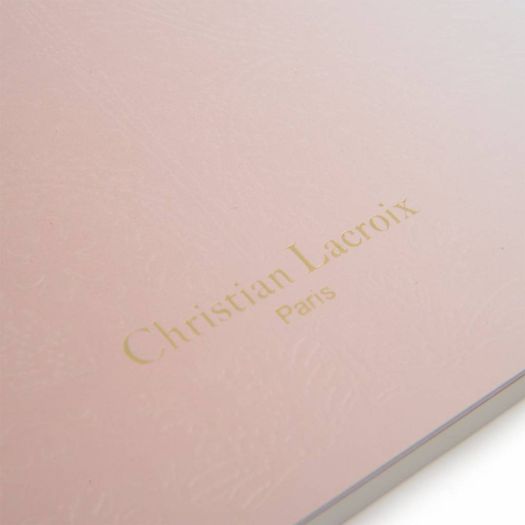 Christian Lacroix Notitieboek Ombre - Blush