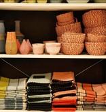 Harmony Tea Towel Linen - Meadow