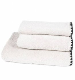 Harmony Guest Towel - Chalk