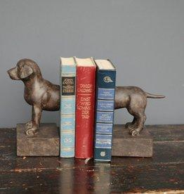 Boekensteunen Beagle - Wood