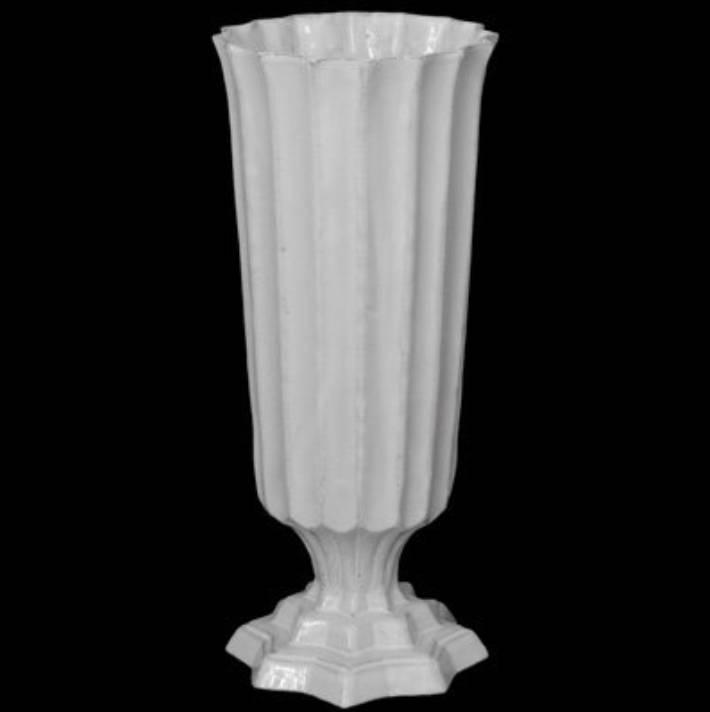 Astier de Villatte John Derian Vase - Malva - Copy