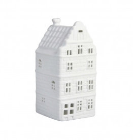 &K Tea Light Holder Canal House - Golf