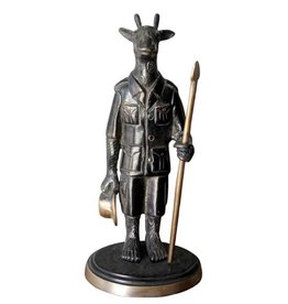 Figurine Giraffe - Bronze