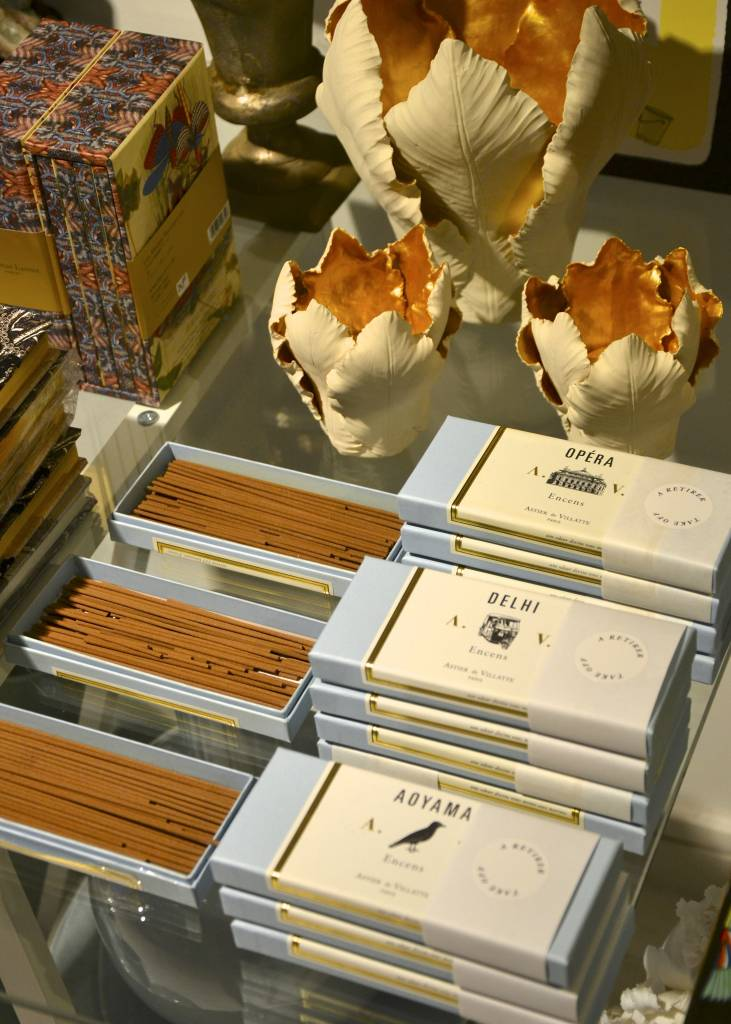 Astier de Villatte Incense - Atelier de Balthus