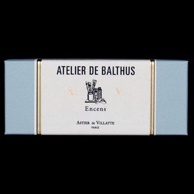 Astier de Villatte Wierook - Atelier de Balthus