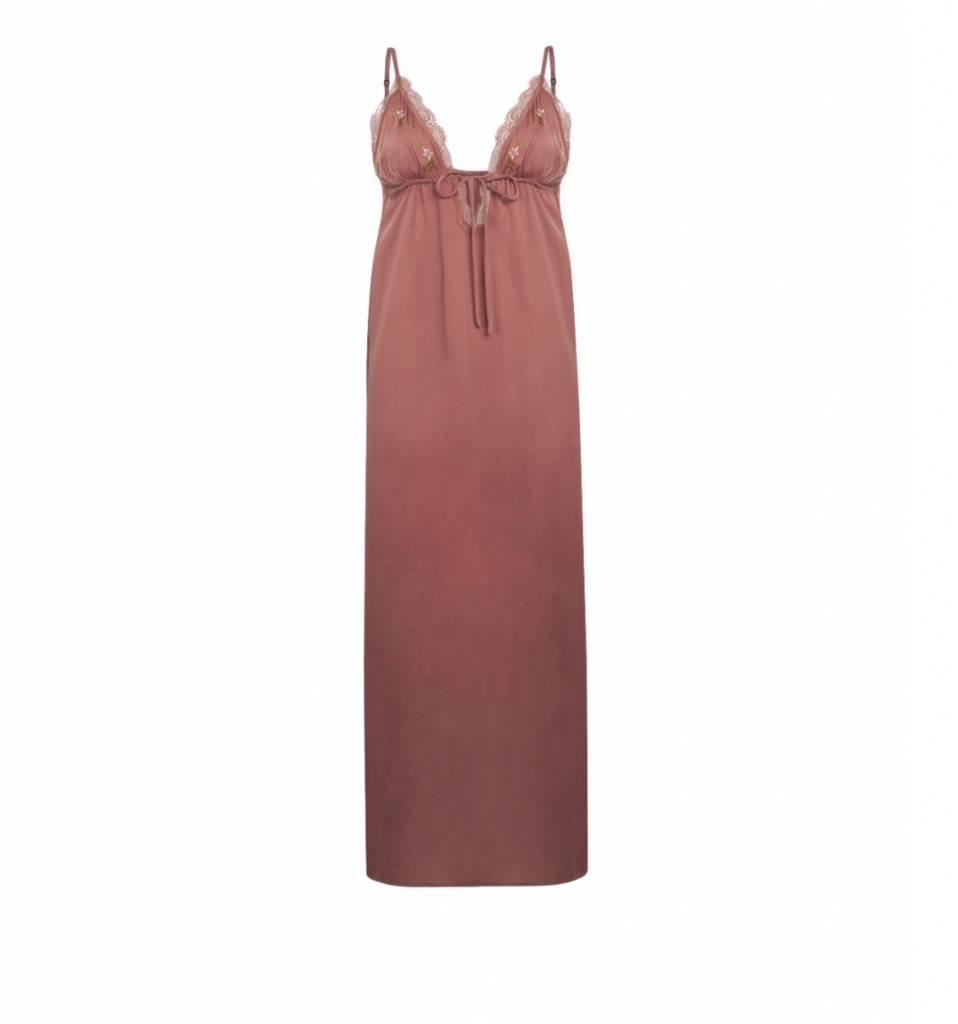 Love Stories Julietta Slip Dress - Cinnamon