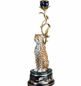 &K Kandelaar - Leopard
