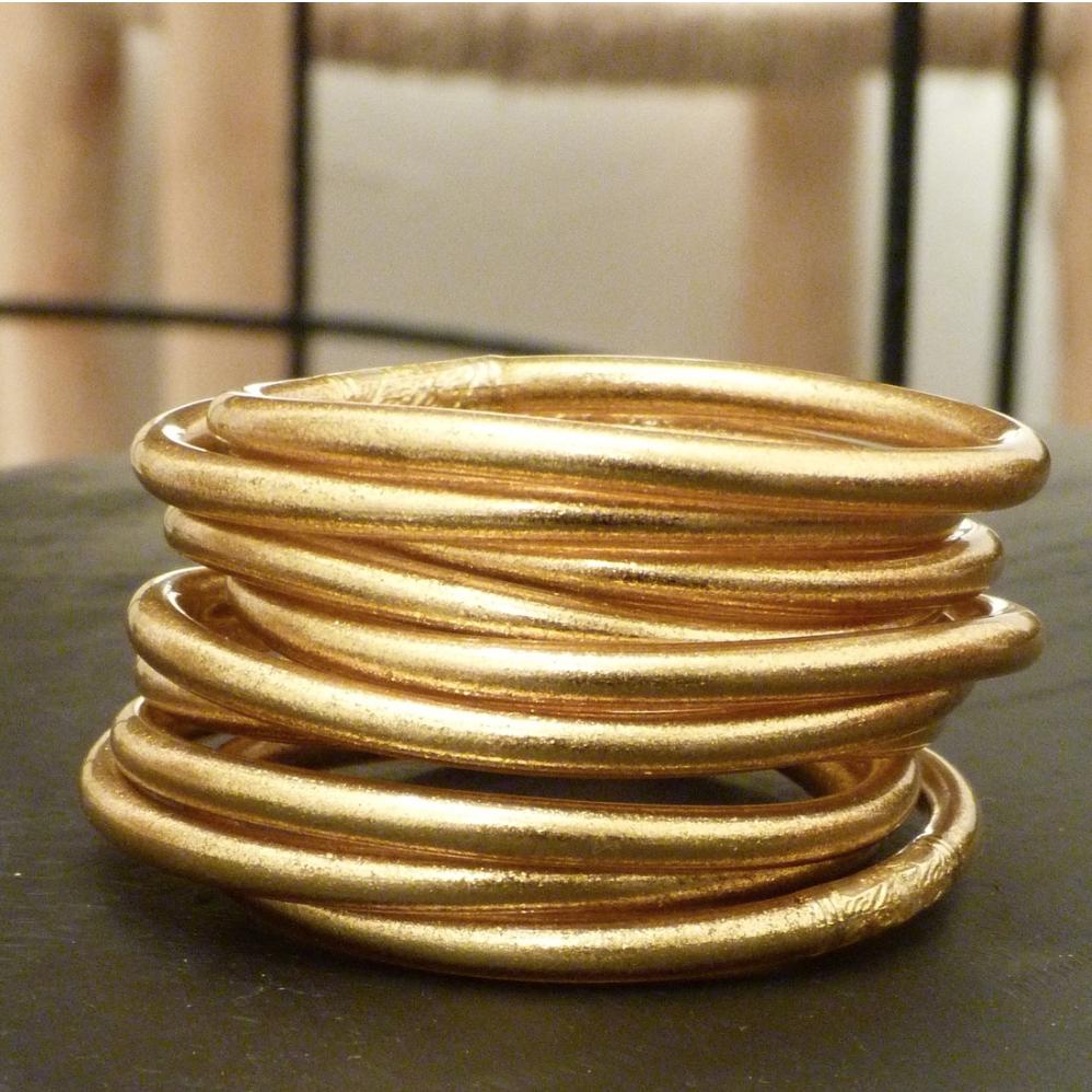 Boeddhistische Armband - Goud