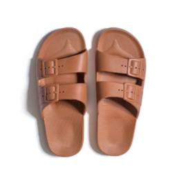 Freedom Moses Slippers - Toffee (Kids)