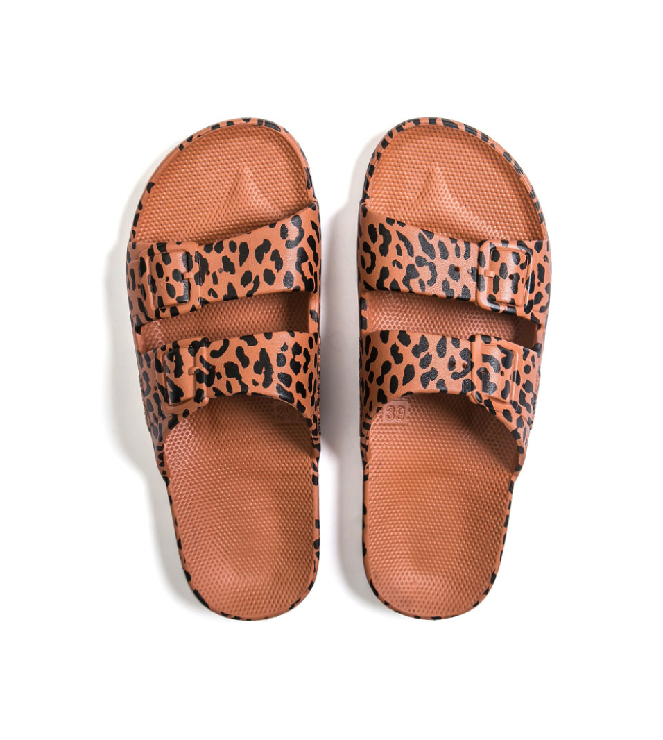 Freedom Moses Slippers - Leo Toffee (Kids)