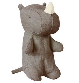 Maileg Cuddle Toy Noah's Friends - Rhino