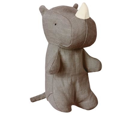Maileg Cuddle Toy Noah's Friends - Rhino