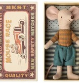 Maileg Mouse in Matchbox - Big Brother