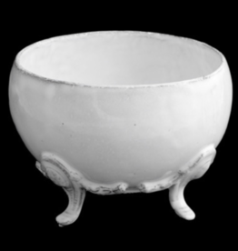 Astier de Villatte Footed Bowl - High
