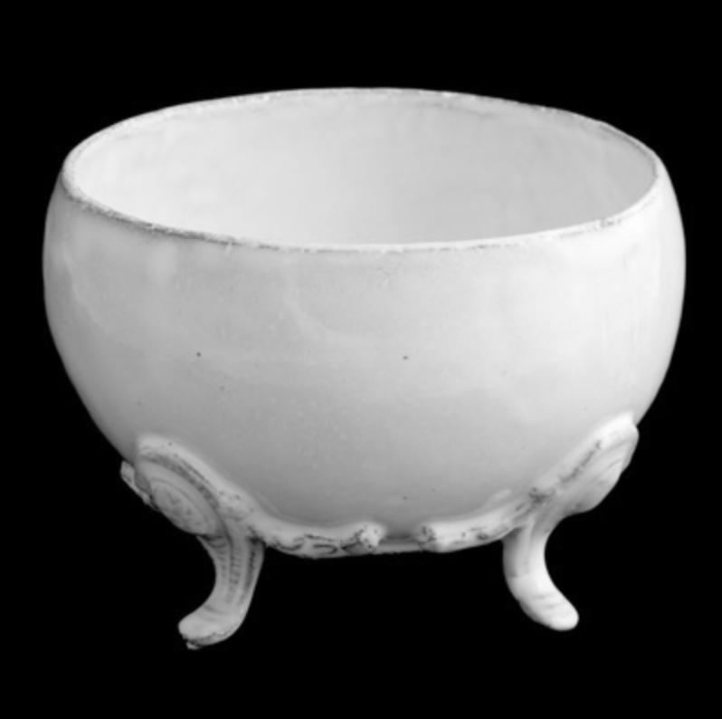 Astier de Villatte Footed Bowl - High