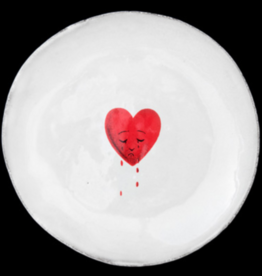 Astier de Villatte John Derian Bordje - Crying Heart