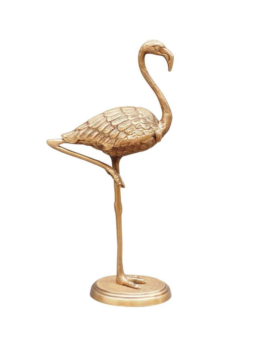 Flamingo Box - Copper