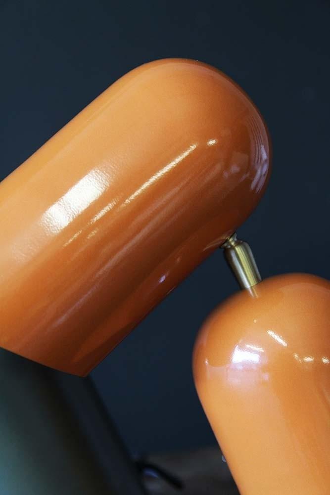 Tafellamp Como - Oranje